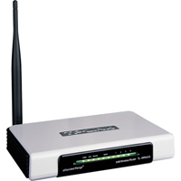 TL-WR542G 54MBPS WIRELESS ROUTER EXTENDED RANGETM 802.11G/B